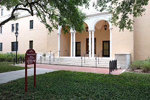 Bush Auditorium, Rollins College