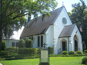 All Saints Episcopal Church, Winter Park, FL