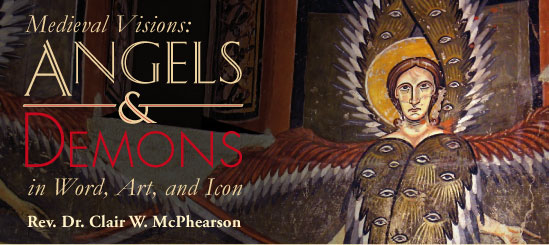 Angels & Demons in word, art and icon