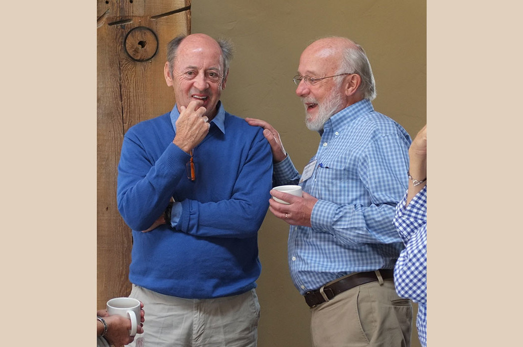 Spiritual Retreat, Seeing with the Eyes of the Heart, Marcus Borg, Billy Collins