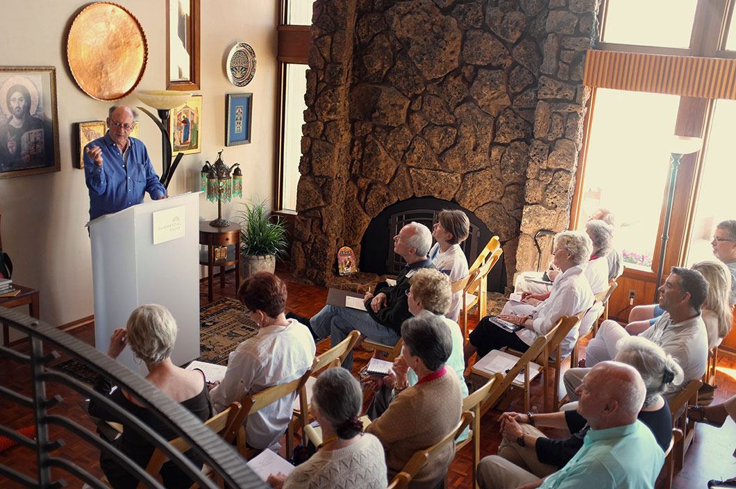 Spiritual Retreat, Seeing with the Eyes of the Heart