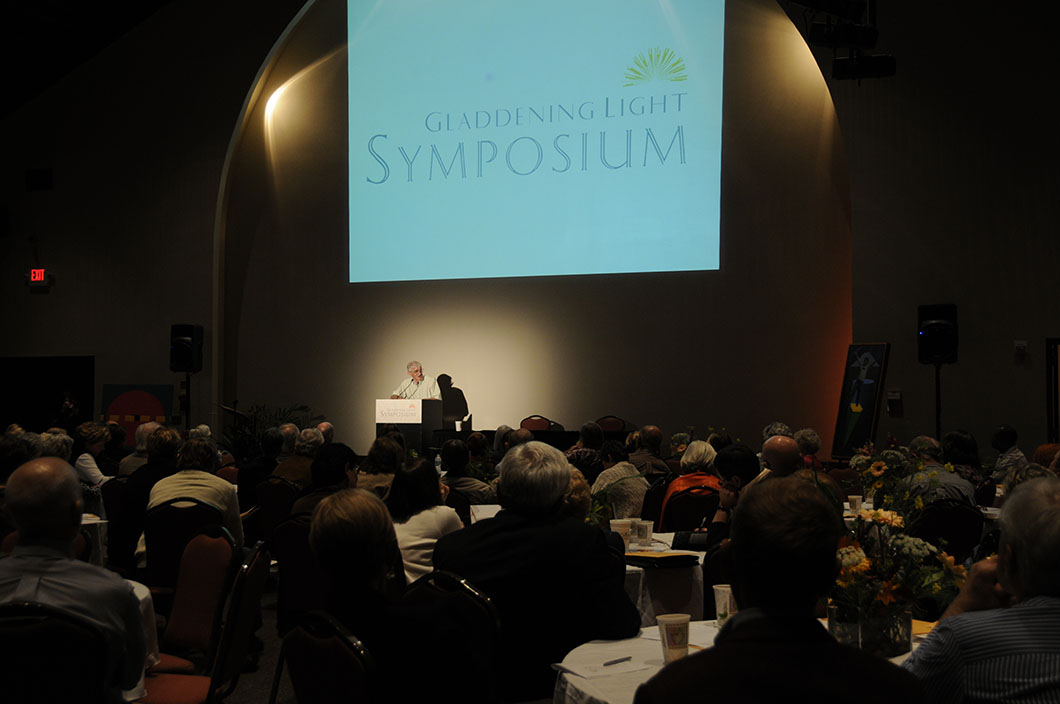 Spiritual Symposium 2012, GladdeningLight